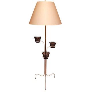 Mathieu Matégot Floor Lamp