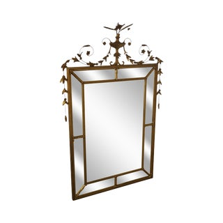 Friedman Bros Gilt Beveled Mirror