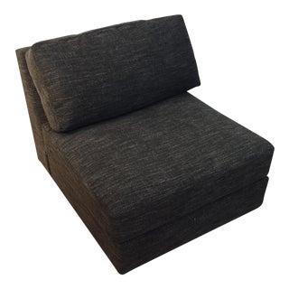 West Elm Urban Armless Chair