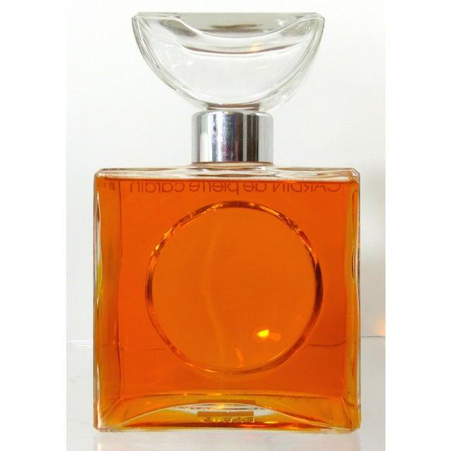 Store Display Pierre Cardin Purfume Bottle - Image 4 of 10
