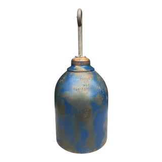 WWII US Navy Trench Art Bell