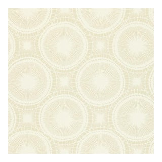 Scion Tree Circles Pebble & Chalk Wallpaper - 10 Rolls