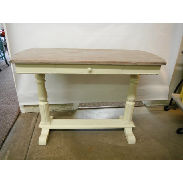 Vintage French Writing Style Desk - Image 2 of 7