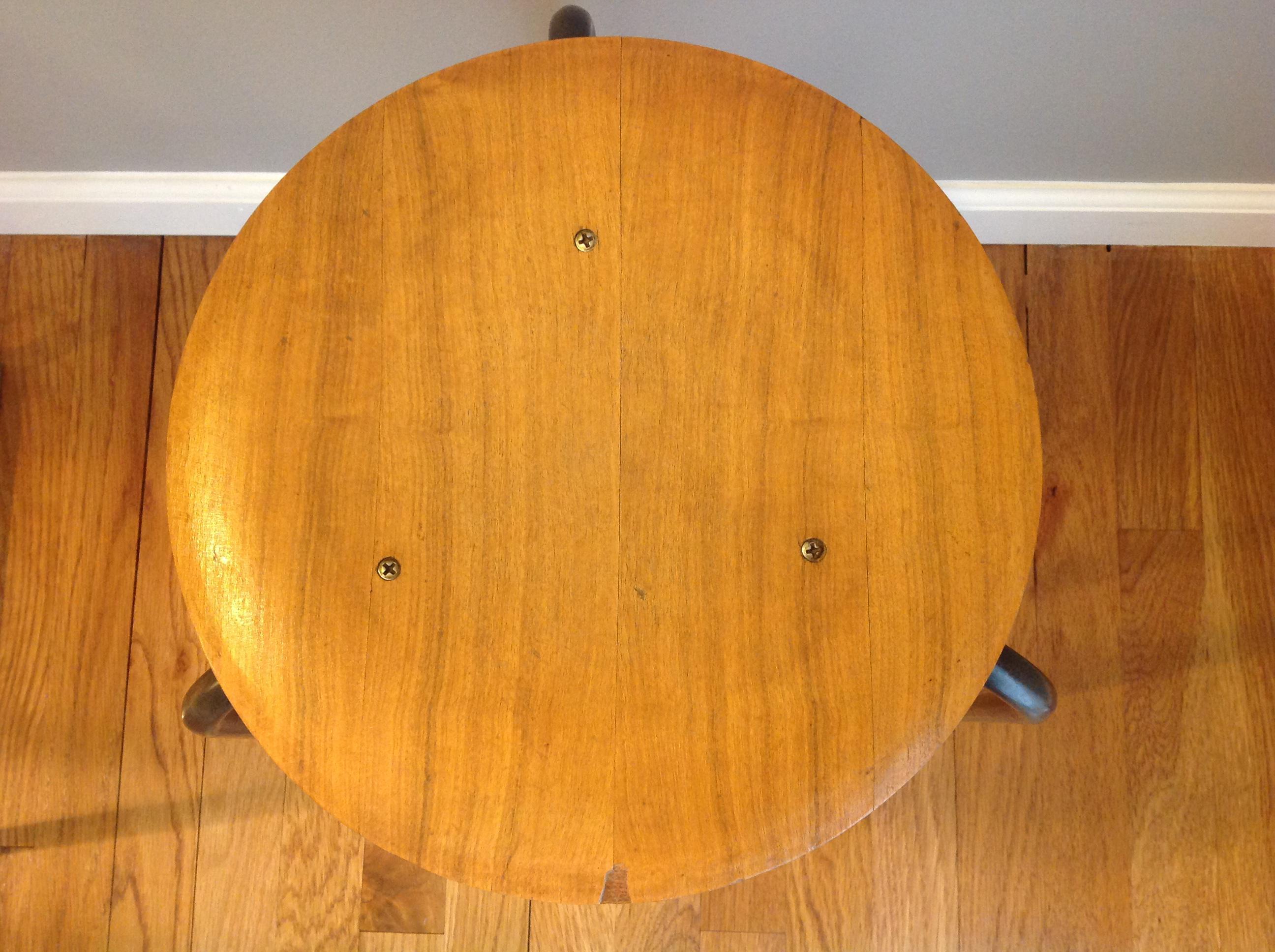 Arne Jacobsen Dot Stool Chairish