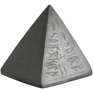 Egyptian-Export Stone Pyramid
