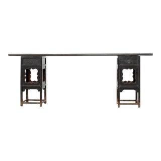 Antique Sarreid LTD Ming Style Console Table