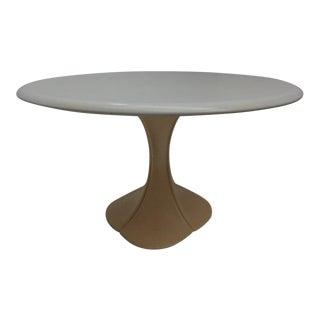 Pierre Paulin Rare Table for Boro Belgium 1972
