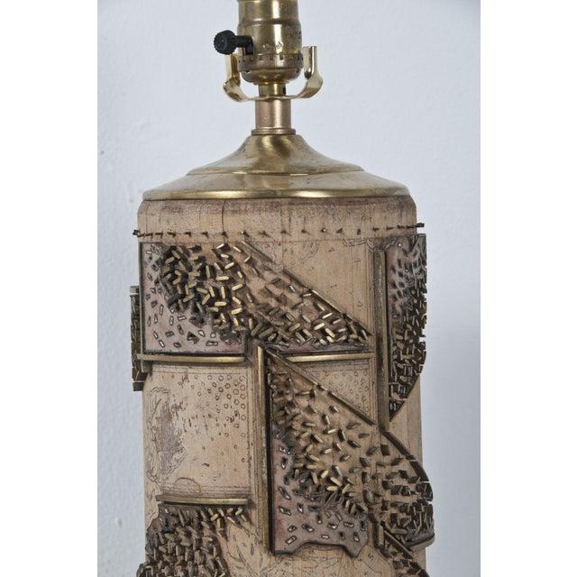 Image of Wallpaper Roll Lamp IV