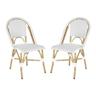 Fox Salcha Stacking Side Chair -Set of 2