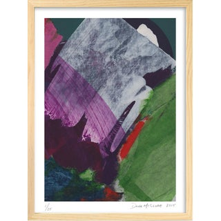 Print of Abstract Painting - Palimpsest #2