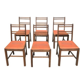 Vintage Contemporary Murphy Chairs - Set of 6