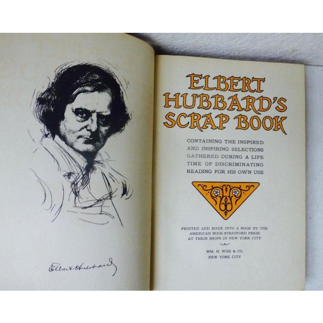 Image of Elbert Hubbard Bookends