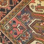 "Image of Persian Heriz Rug - 6'9"" x 4'9"""