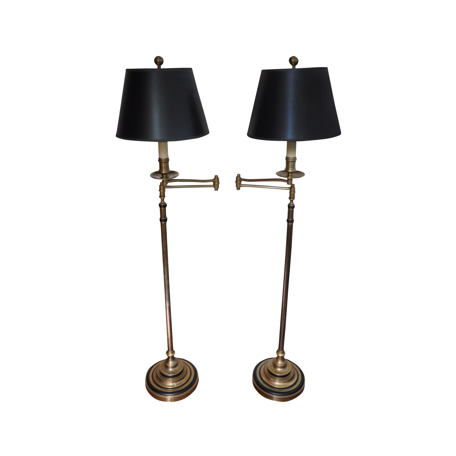Vintage & Used Floor Lamps | Chairish