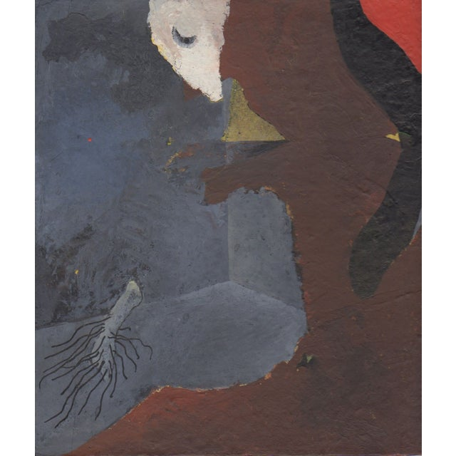 Vintage Bill Geiss Color Abstract c.1963 - Image 1 of 2
