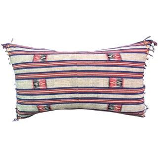 Naga Hill Tribe Textile Pillow