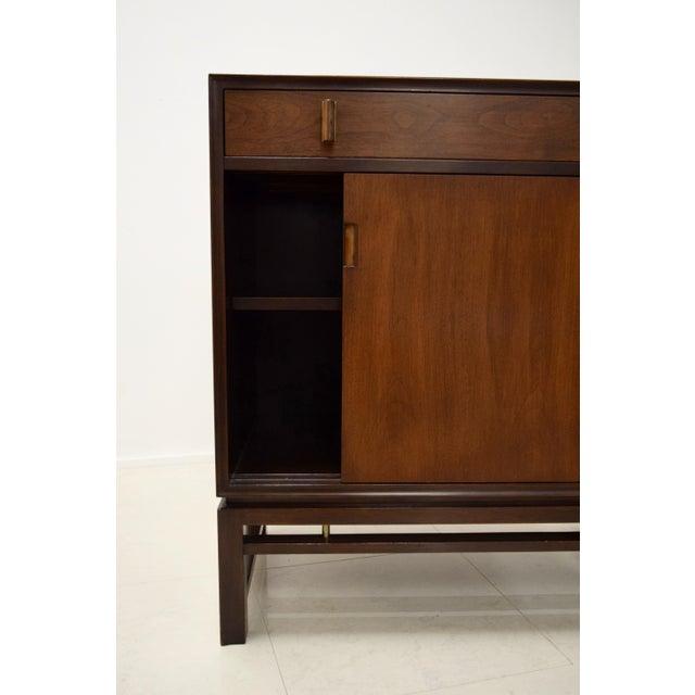 Image of Edward Wormley for Dunbar Mahogany Cabinet