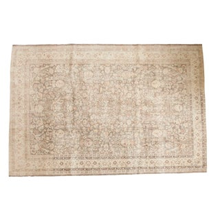 "Vintage Distressed Sivas Carpet - 7'2"" x 10'7"""