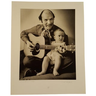 Tom Paxton Photography by Barrie Wentzell