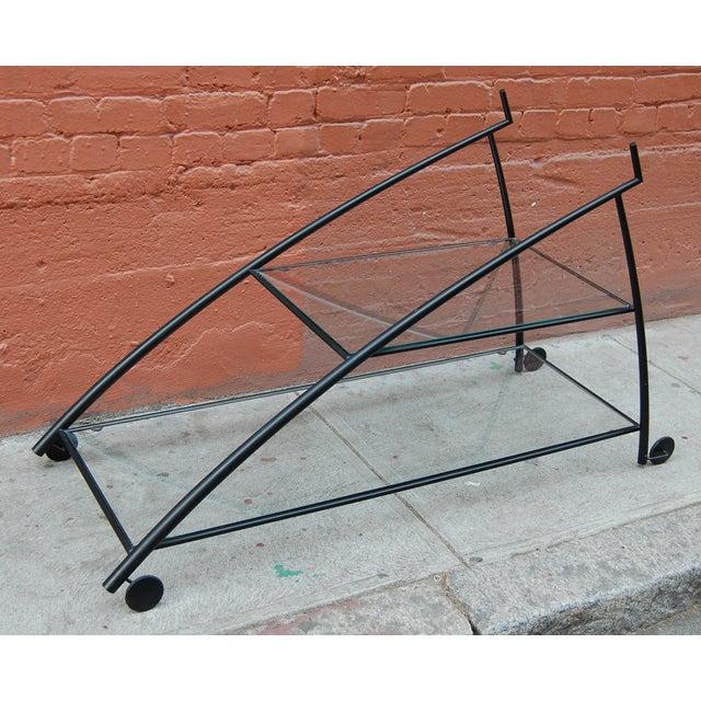 Modernist Bar Cart - Image 2 of 9