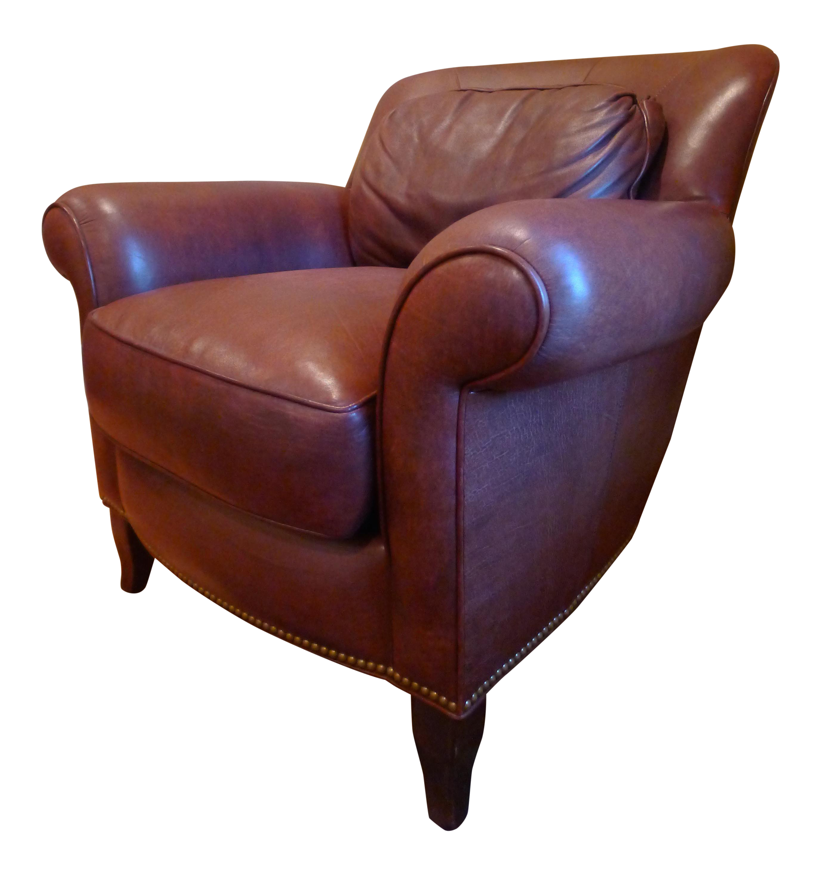 Hancock And Moore Truman Leather Chair