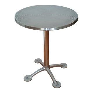 Jorge Pensi Bistro Table for Knoll