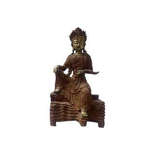 Antique Goddess, Quan Yin