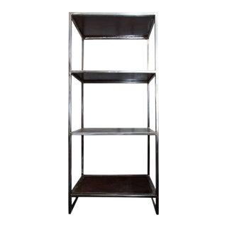 Custom-made Recycled Steel Shelf