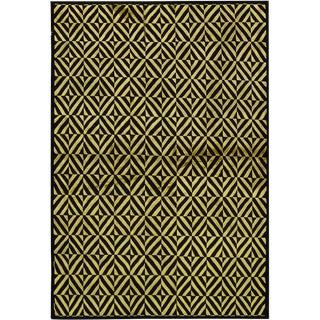 Contemporary Hand Woven Rug - 6' x 8'10