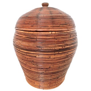 'Java' Cane Storage Basket / Container