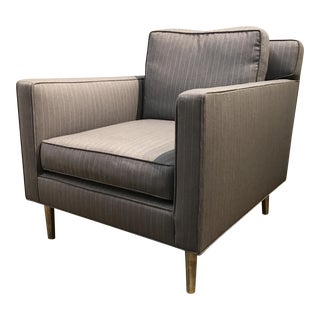 Dunbar Club Chair in Paul Smith Upholstery