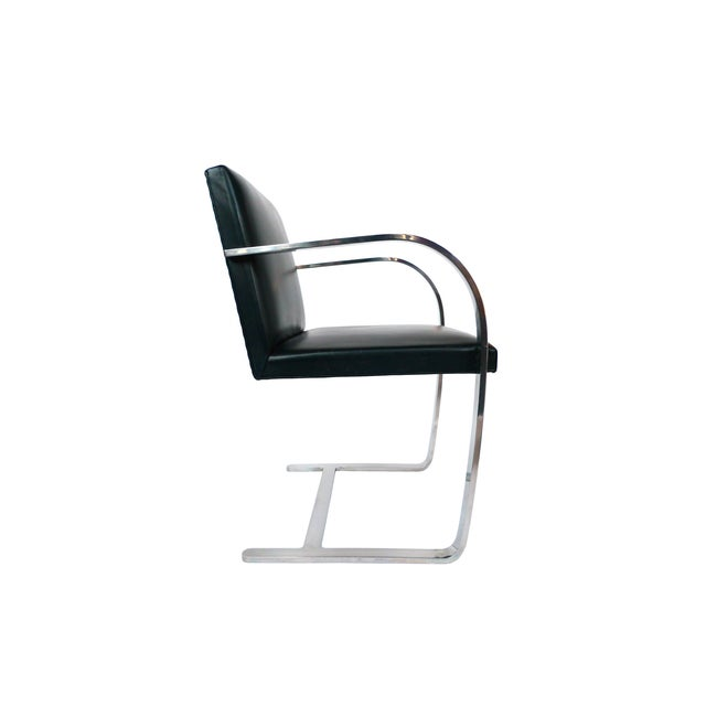 Image of Mies Van Der Rohe by Knoll Brno Chairs - Set of 6