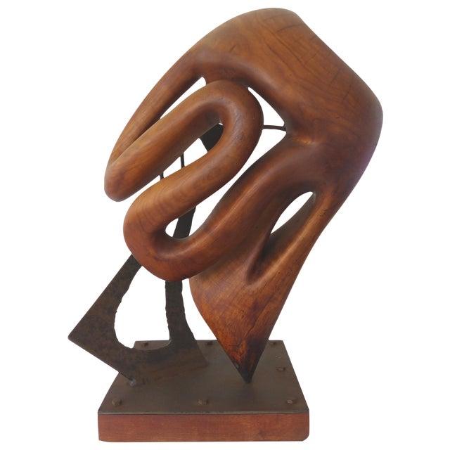 Michael Moser Vintage 1990 Modernist Sculpture - Image 1 of 11