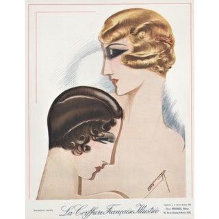 Art Deco Hair Design