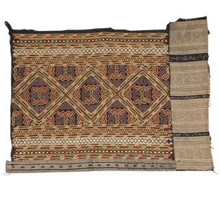 Miao Batik Fragment