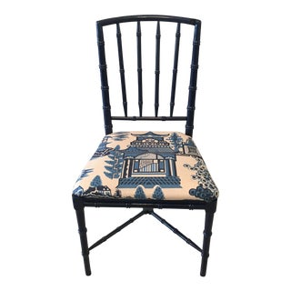 Chinois Faux Bamboo Chair