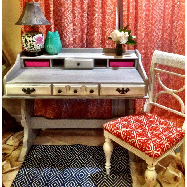Antique Young Hinkle Desk - Image 5 of 9