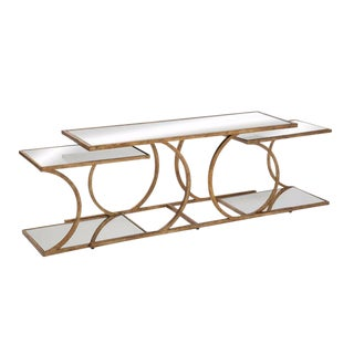 Bassett Thoroughly Modern Clement Nesting Cocktail Tables