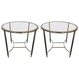 Jansen Gueridons Side Tables - A Pair