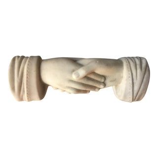Victorian Bisque Eternal Love Hands
