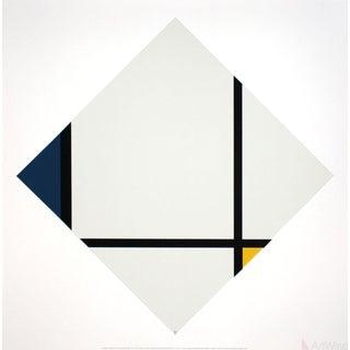 Piet Mondrian Composition Serigraph Poster