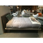 """Image of Trica """"Reverie"""" Solid Oak Bed Frame - A Queen"""