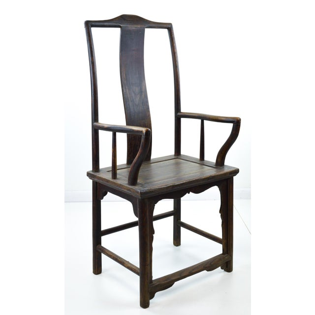 Antique Chinese Chair - Image 6 of 10 - Antique Chinese Chair Chairish