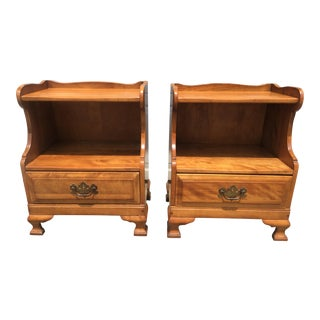 Cushman Colonial End Tables-A Pair