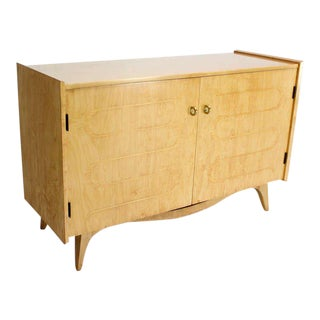 Edmond Spence Blonde Swedish Cabinet Dresser or Chest of Drawers
