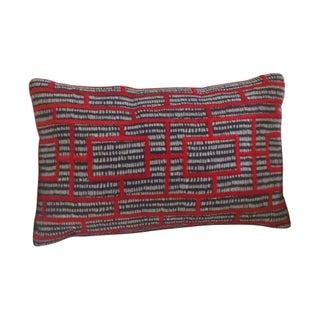 John Robshaw Embroidered Throw Pillow