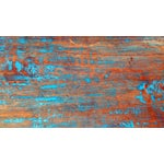 Image of Reclaimed Wood & Antiqued Mirror Farm House Buffet