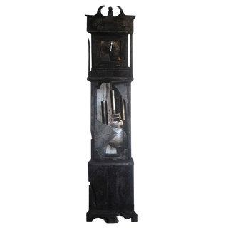 Burnt Clock