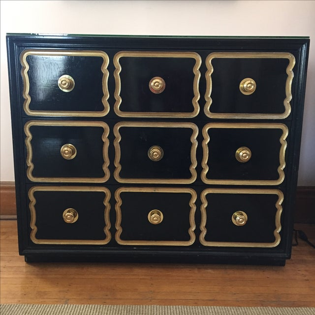 Dorothy Draper Espana Chest by Heritage - Image 2 of 9