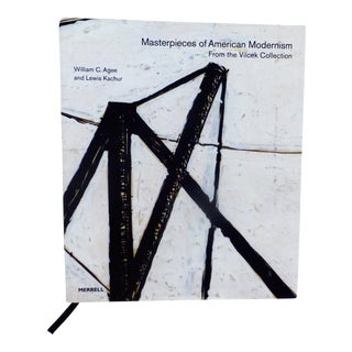 """Masterpieces of American Modernism From the Vilcek Collection"" Book"